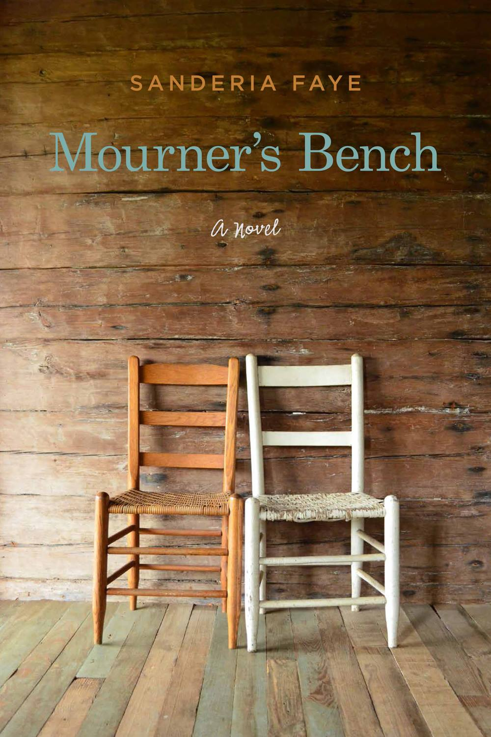 Mourner's Bench Book Cover